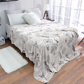 Cobertor Ligero Matrimonial Europa Vianney