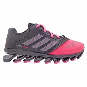 Tênis Feminino adidas Springblade Drive 2015 Preto E Pink