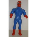 Boneco Super Herói Gigante Plástico Bolha 40 Cm