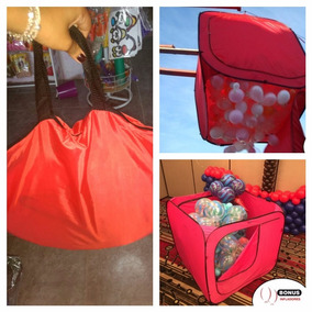 Caixa Para Armazenar Balões Ou Fazer Transporte (grande)