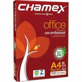 Papel Chamex Office A4 210x297 Pacote 500 Folhas Brancas