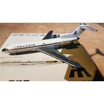 Mexicana B727-100 Xa-tuy Jcwings Esc1/400--raro--