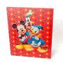 Caja Infantil Mickey. Decorada Con Decupage Y Pintada A Mano
