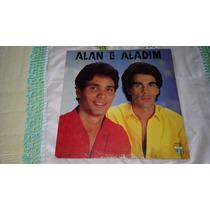 Lp Vinil Alan E Aladim 1987 Meu Companheiro.
