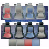 Funda Cubre Asientos Tela Jaquar P/ Ford Transit!