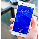 Sony Xperia Z3 Camara 20,7mp, 4g, Video 4k, Desbloqueado