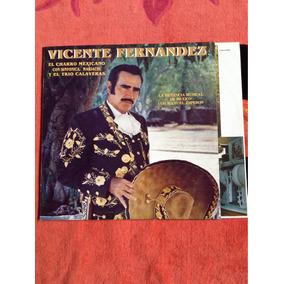 Lp Vicente Fernandez El Charro Mexicano