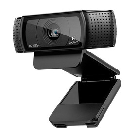 Camara Web Logitech C920 Full Hd Pro 15mp Youtube Facebook