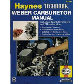 Carburador Weber Manual Reparacion