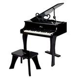 Instrumento Musical De Madera Del Niño Del Piano De Cola Fe