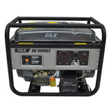 Generador Electrico 7500 / 6500 W Silk