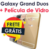 Capa Galaxy Grand Duos I9082 Gran Bumper Case Anti Impacto