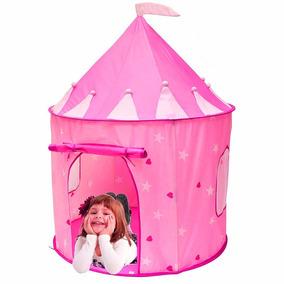 Casita Carpa Infantil Niña Castillo Princesa Pelotero Juego