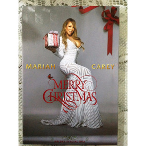 Mariah Carey - Merry Christmas - Deluxe Special Box