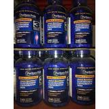 Glucosamine Chondroitin & Msmx 240 Cap Puritans Prid Envío G