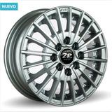 Rines R13 Zr Wheel Deportivos Nuevos 4/100 Pointer Chevy Gol