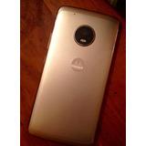 Celular Motog5 Plus Gold