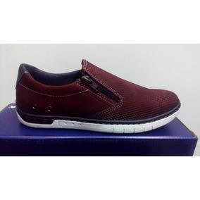 8656e6c6e7c Sapato Pegada Vermelho Masculino - Sapatos Bordô no Mercado Livre Brasil