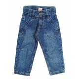 Calça Jeans Infantil Fred - Chicote