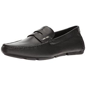 Mocacin Calvin Klein Martyn Tumbled Slip On Loafer