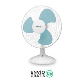 Ventilador De Mesa 50w Vmp1618b Tienda Oficial Philco