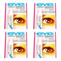 04 Colas Eye Eyelash Adhesive Cílios Postiços A Prova Dágua