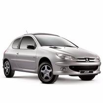 Revestimento 100% Couro Para Bancos Peugeot 206