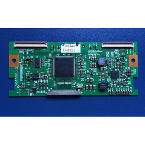 Placa Tcon 6870c-0243c Lg 42lf20fr Philips 42pfl3604 Testada