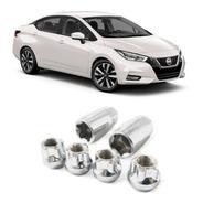 Tuercas De Seguridad Nissan Versa 2012-2021