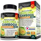 Garcinia Cambogia 95% Hca Extracto Puro Pérdida De Peso