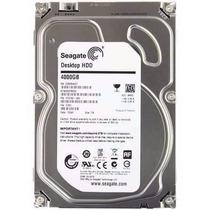 Hd Seagate 4tb 4000gb 64mb Sata 3 Para Pc Desktop Servidor