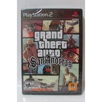 Grand Theft Auto San Andreas - Game Play 2 Original Lacrado