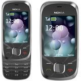 10 Celulares Nokia 7230 Slide 3.2mp Bluetoot Mp3 Só P/ Claro