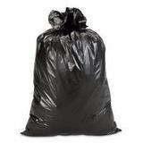 Bolsa Plástica Negra Basura 40 Kg Calibre 14