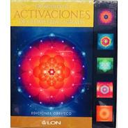 Oraculo De Activaciones De Geometría Sagrada, Libroycartas