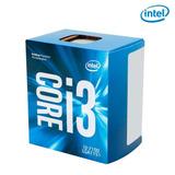 Procesador Intel Core I3 7100 3.9ghz 7a Generación 1151 Ddr4