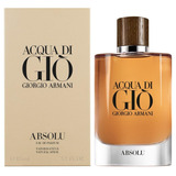 Perfume Acqua Di Gio Armani Homme Absolu Edp. 40 Ml