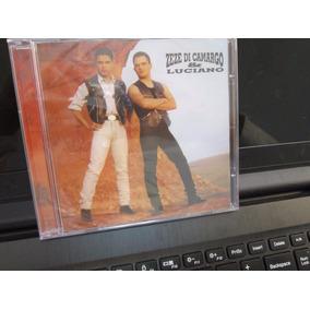 Zezé Di Camargo & Luciano, Cd Pão De Mel Novo Lacrado