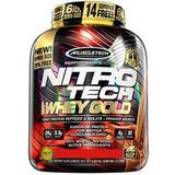 Nitro Tech Gold 2.5kg - Muscletech Melhor Preço