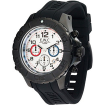 Relógio Masculino Ewc Analógico Casual Emt14077-6