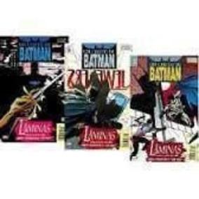 Livro Um Conto De Batman - Lâminas - 3 Vols. Tim Sale