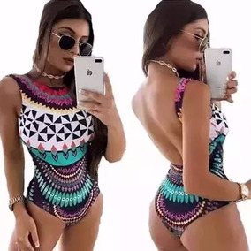 Body Blusas Femininas Body Maio Tendencia Etnico 2018