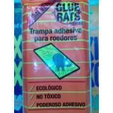 Ratas? 2 Placas Adhesivas Sin Veneno P/ Roedores!/polvorines