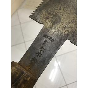 Serrote Japonês Década De 40 - Matsumoto Original Trazido Jp