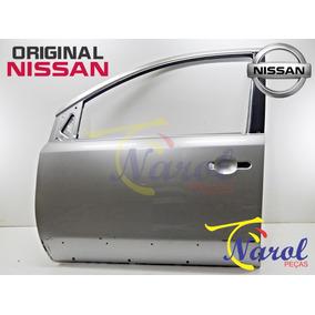 Porta Dianteiro Esquerdo Nissan Livina X-gear 2010/14 Pra