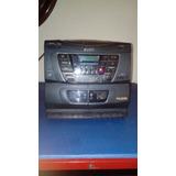 Minicomponente Radiograbador Sony, Am Fm Cassette, No Cd