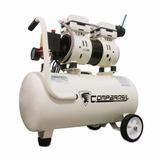 Compressor Silencioso P/aerografia/ Odonto 220v 30 Litros
