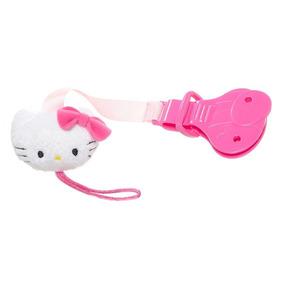 Clip Para Chupón Figura Hello Kitty