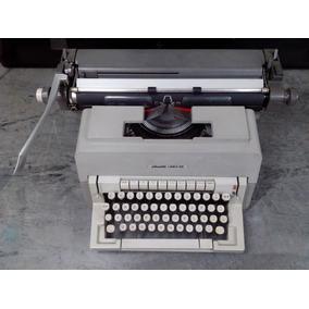 Máquina De Escrever Olivetti Linea 98 Garantia De 3 Meses!