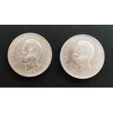 Monedas De 5 Sucres De Plata 1943 /1944 (precio Por Unidad)